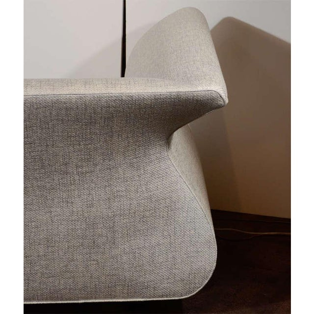 Hollywood Regency Sofa Designed by Sergio Savarese for Dialogica For Sale - Image 9 of 12