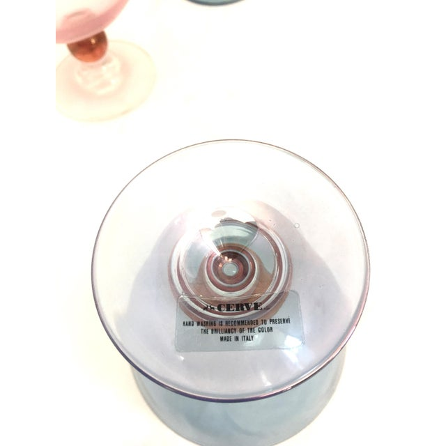 Cerve Italian Glassware - 4 For Sale In San Francisco - Image 6 of 8