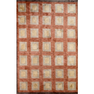 """Pasargad Modern Collection Rug - 5'2"""" X 8'1"""" For Sale"""
