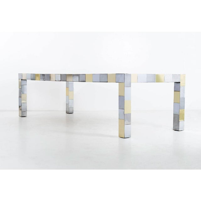 Directional Paul Evans Dining Table For Sale - Image 4 of 11
