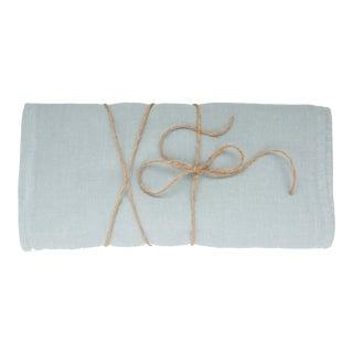 Thyme Linen Runner For Sale