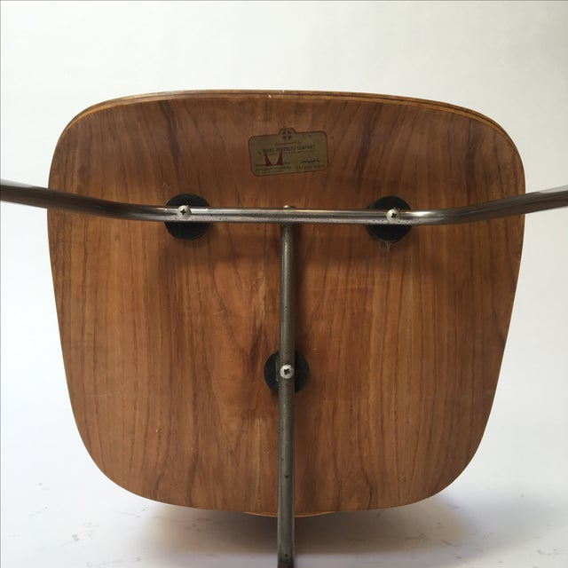 Eames DCM Chair by Herman Miller For Sale - Image 11 of 11