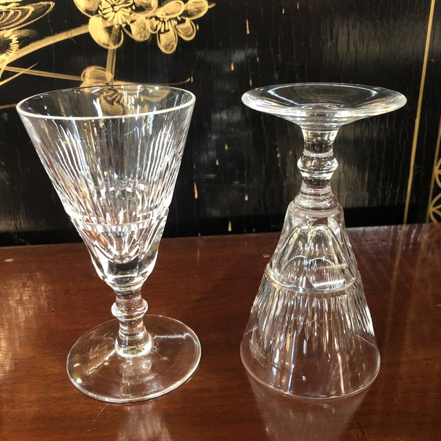 Crystal Waterford Mourne Cocktail Glasses - Set of 8 For Sale - Image 7 of 10