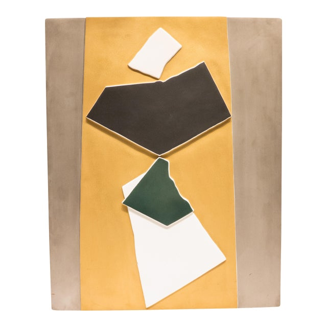 Italo Valenti Wall Relief for Rosenthal For Sale