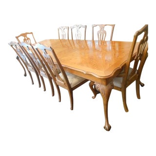 Drexel Dining Set for 8 - Needs New Home Asap!