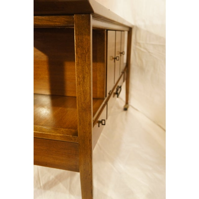 Mid-Century Modern Bar Cart - Image 6 of 8