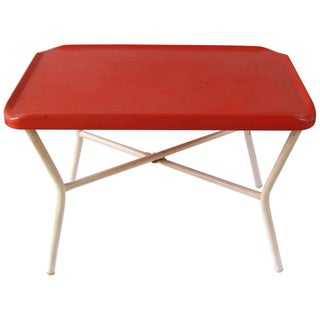 Russel Wright 3-Way Tray Table For Sale