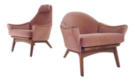 Image of Scandinavian Club Chairs
