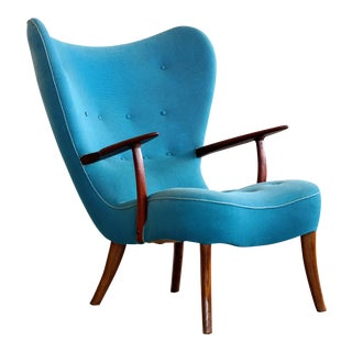Madsen and Shubel Lounge Chair
