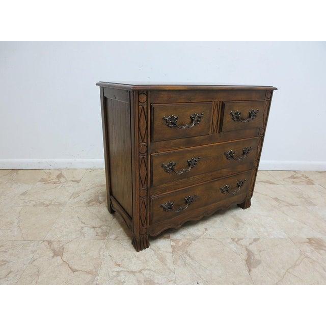 Baker French Regency Paw Foot Carved Bachelor Chest Dresser For Sale In Philadelphia - Image 6 of 9