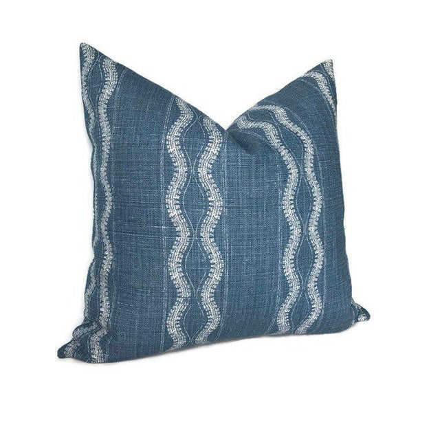 Add A New Look By Using Pillow Covers Made of Designer Fabric! UNUSED PILLOW COVER- Made to Order On the Front: Peter...