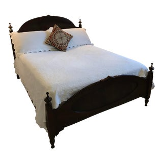 Mount Airy Queen Size Bed Frame For Sale