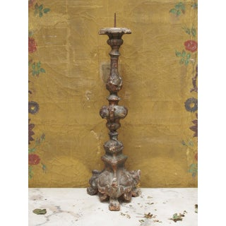18th Century Italian Altar Candlestick Preview
