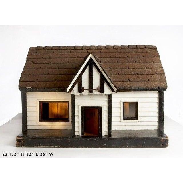 Vintage Craftsman Doll House - Image 2 of 5