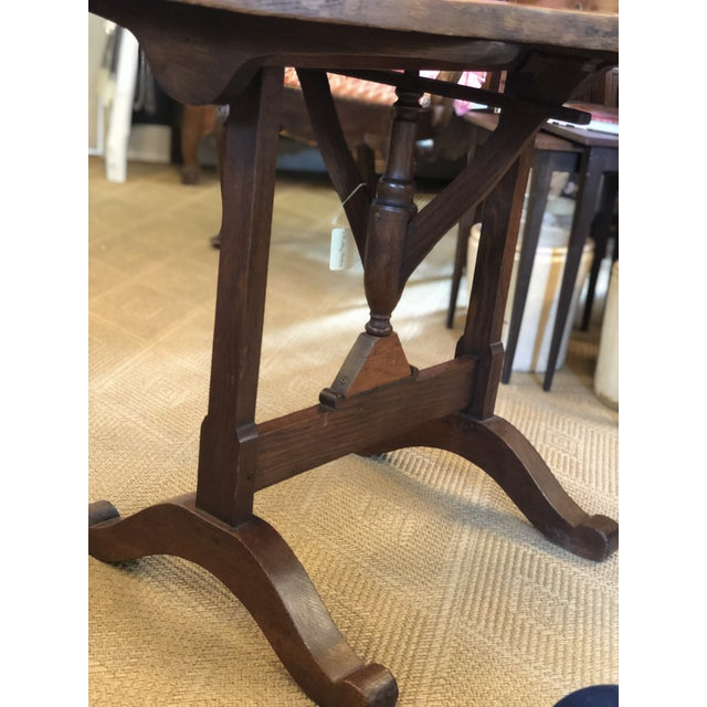 Mid 19th Century 19th Century French Wine-Tasting Table For Sale - Image 5 of 8