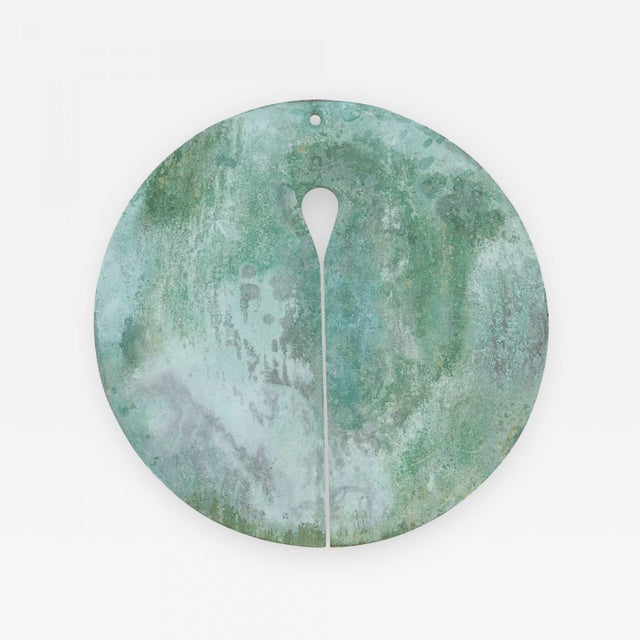 Bronze Harry Bertoia Gong, 1960s - Image 8 of 8