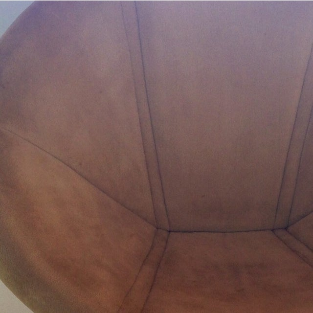 Danish Modern Saucer Chair - Image 3 of 5