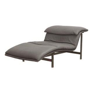 Saporiti Wave Chaise Lounge For Sale