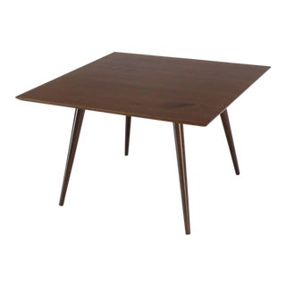 Paul McCobb Square Center Birch Coffee Table For Sale