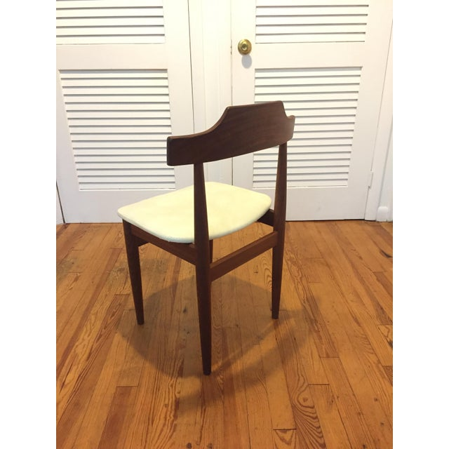 Mid 20th Century Vintage 1960s Hans Olsen for Frem Rojle Danish Modern Dining Chairs - Set of 4 For Sale - Image 5 of 12