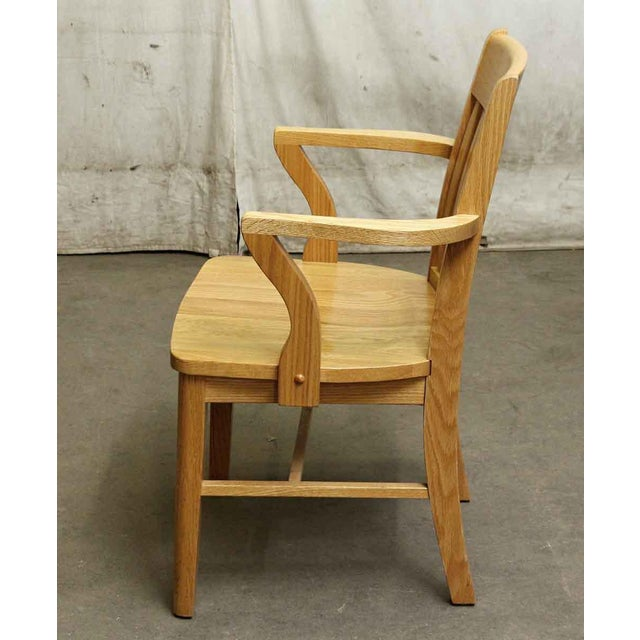 Single Light Wooden Chair - Image 4 of 4