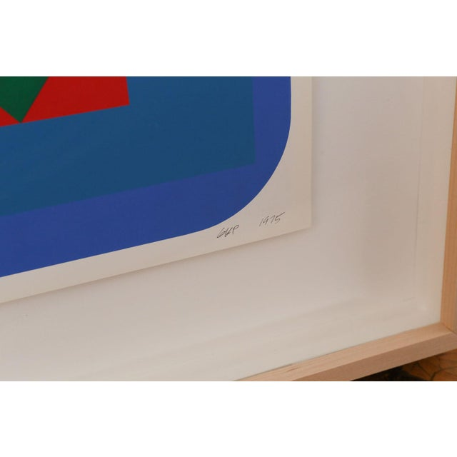 Nine Framed Pfahler Serigraphs For Sale - Image 12 of 13