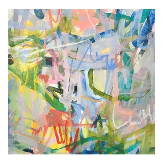 Brenna Giessen Abstract Expressionism Original Painting For Sale