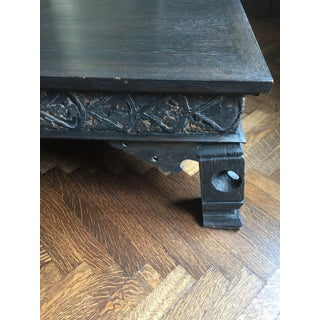 19th Century Thailand Teak Wood Coffee Table Preview