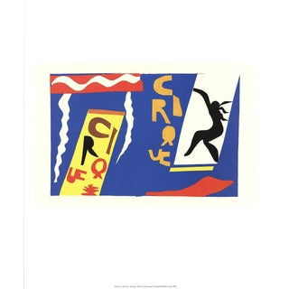 Henri Matisse-The Circus-2001 Poster