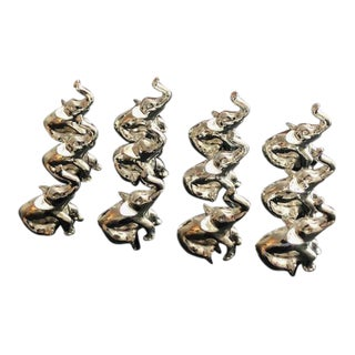 Saint Hilaire Elephant Place Holders - Set of 12