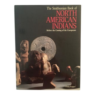 """""""North American Indians Before the Coming of the Europeans"""" Cultural Book For Sale"""