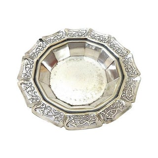 Silver-Plate London Sheffield Bowl For Sale