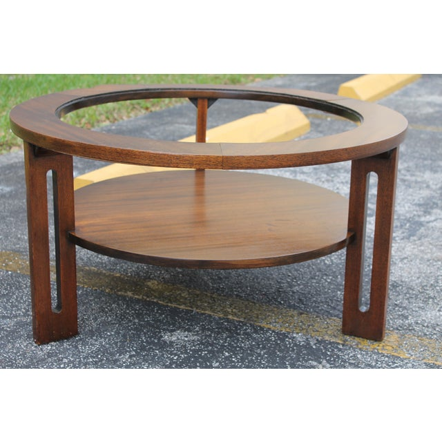 Mid century modern coffee table chairish for Buy modern coffee table
