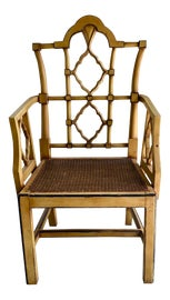 Image of Hollywood Regency Dining Chairs