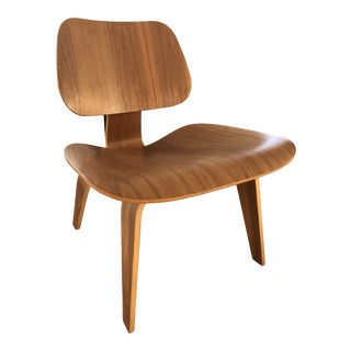 Modern Lcw Eames Molded Plywood Chair For Sale
