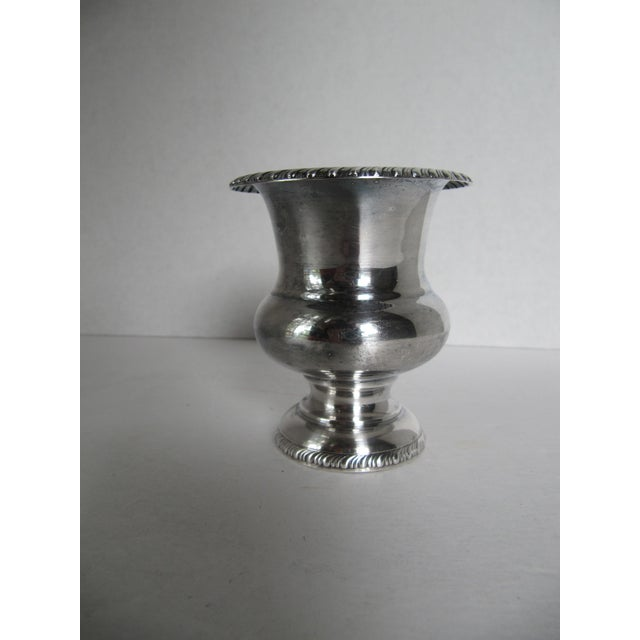 Silver-Plated Urn - Image 2 of 5