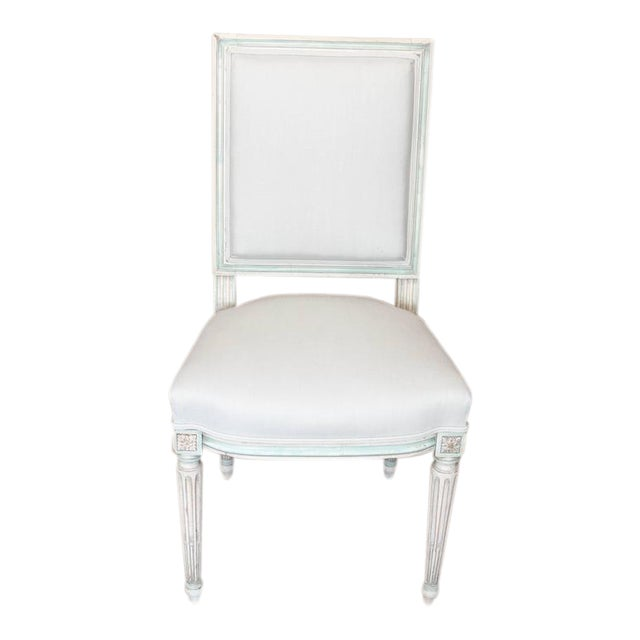 Timeless and elegant, these Louis XVI style chairs could feel at home in either contemporary or traditional surroundings....