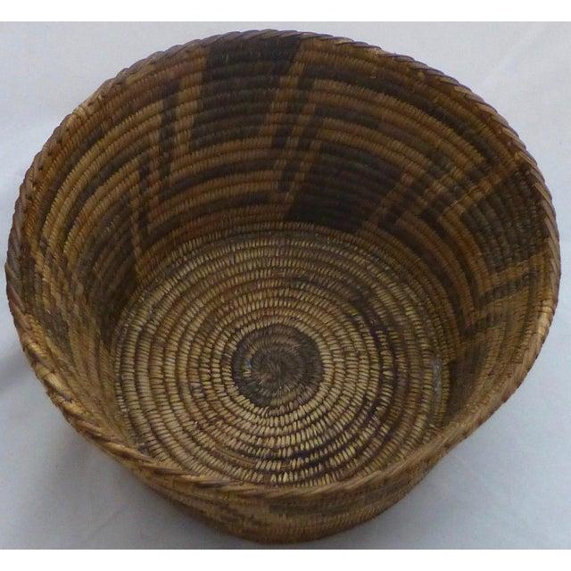 Antique Apache Basket Circa 1890-1920 - Image 3 of 11