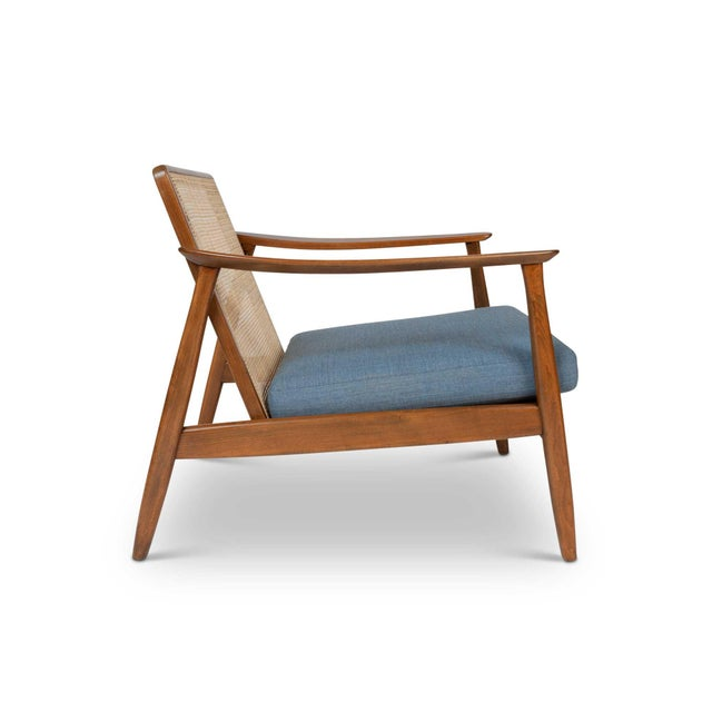 Pair of Folke Ohlsson / Dux Lounge Chairs For Sale - Image 11 of 12