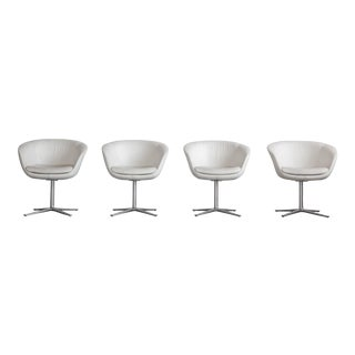 Pearson Lloyd Bob Chairs - Set of 4 For Sale