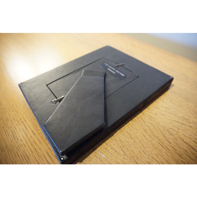 Louis Vuitton Louis Vuitton Leather Photo Frame For Sale - Image 4 of 5