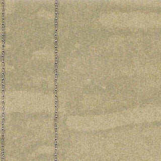 Sample, Stitched II Type II Vinyl: Maya - Vinyl Wallcovering For Sale