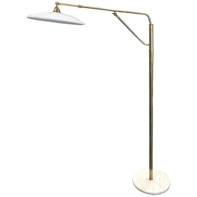 Italian 1960s Floor Light For Sale - Image 10 of 10