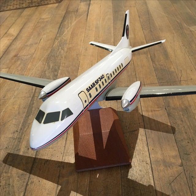 Vintage Model Airplane Model - Image 5 of 6