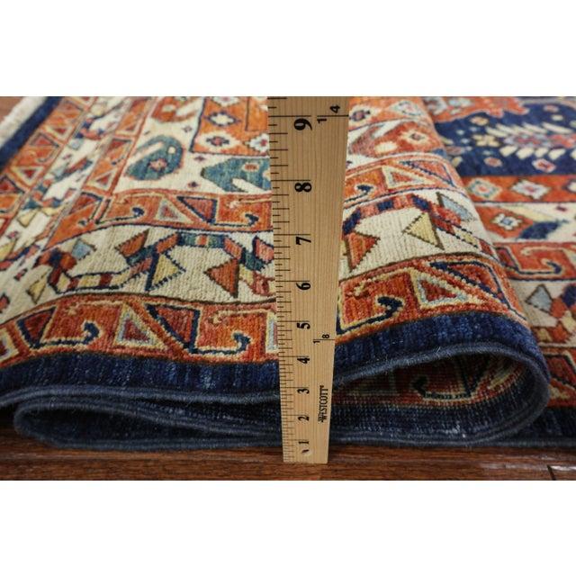 Tribal Fine Serapi Handmade Rug - 8 X 10 - Image 9 of 9