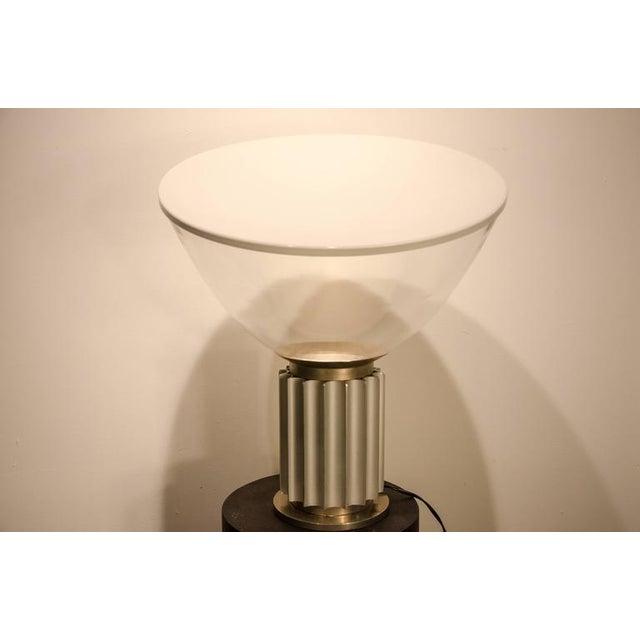 Taccia Blown Glass Lamp - Image 4 of 9