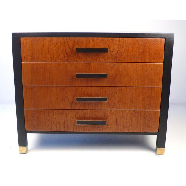 Harvey Probber Harvey Probber Chest Nightstand For Sale - Image 4 of 7