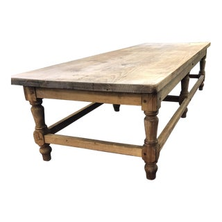 19th C. French Provincial Coffee Table