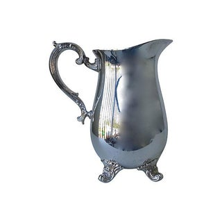 Gorham Silverplate Water Carafe For Sale