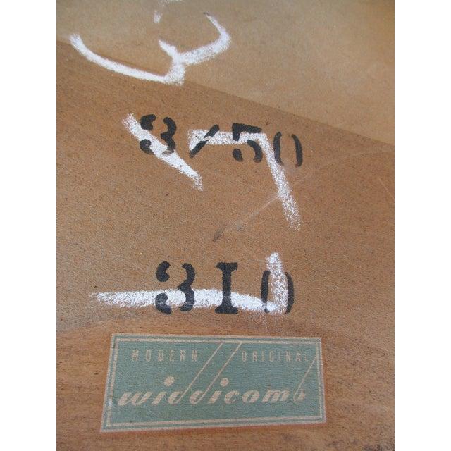 1950's Mid-Century Modern Robsjohn-Gibbings for Widdicomb Side Table For Sale - Image 10 of 11
